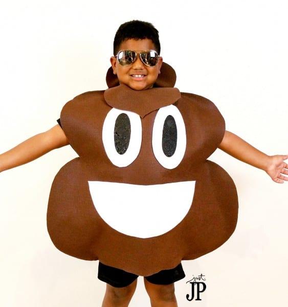 Two No Sew Diy Emoji Costumes For Under $25!  Jphalloween