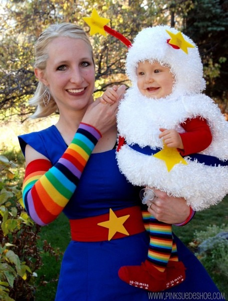 Love This! Rainbow Brite And Twinkle The Sprite