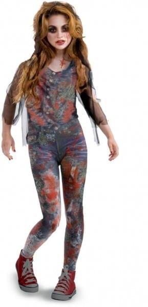 Zombie Dawn Kids Costume