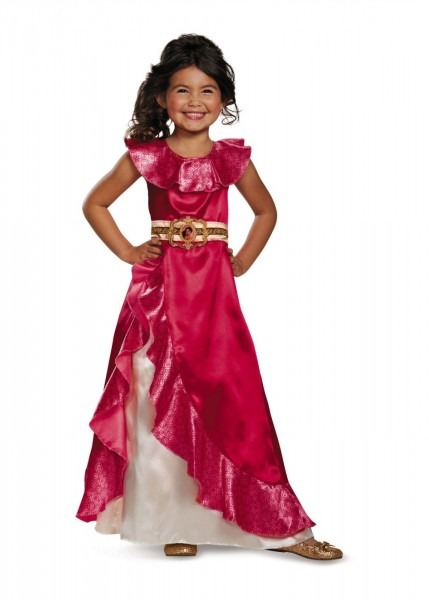 Disney Elena Of Avalor Adventure Dress Classic Girls Costume