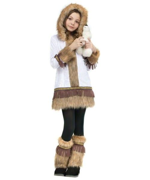 Eskimo Child Costume
