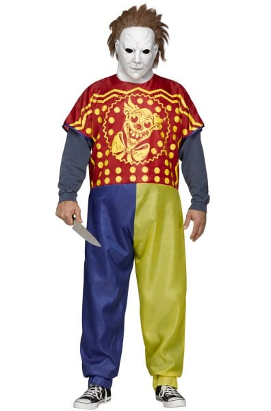 Michael Myers Clown Adult Costume