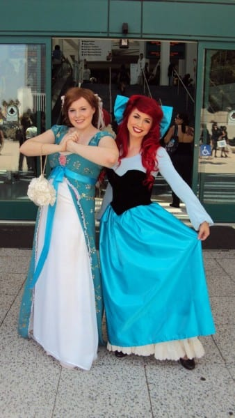Ariel And Giselle (it Literally Took Me Forever To Find A Good