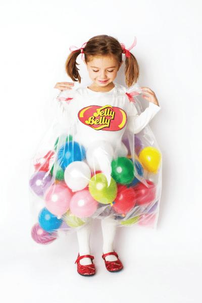 Diy Jelly Belly Halloween Costume