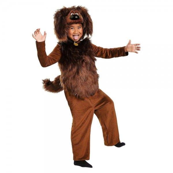Halloween The Secret Life Of Pets Duke Deluxe Child Costume