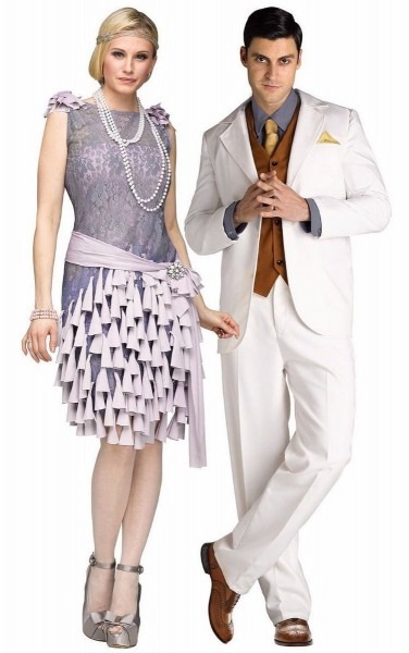 Great Gatsby Costumes