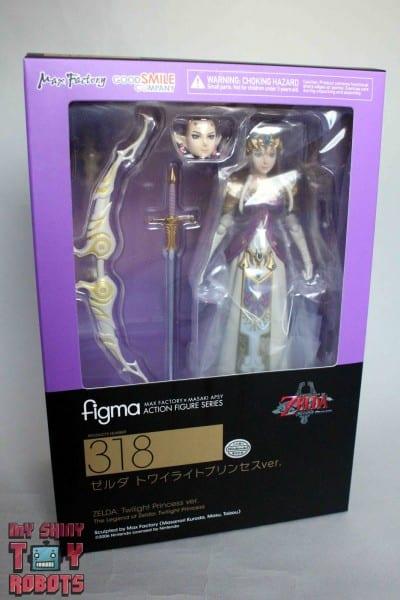 My Shiny Toy Robots  Toybox Review  Figma Zelda Twilight Princess Ver
