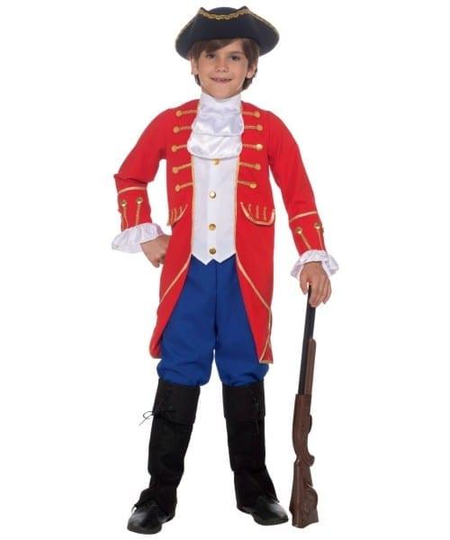 Founding Father Kids Halloween Costume