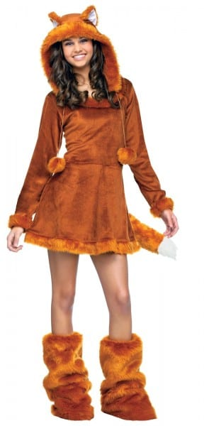 Foxy Roxy Fox Creature Costumes For This Halloween 2018