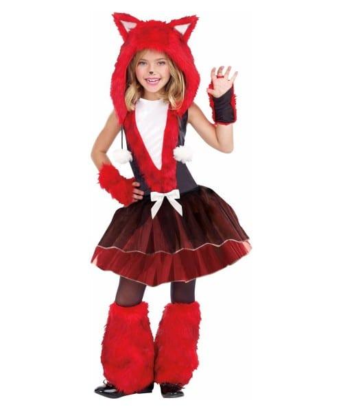 Foxy And Sly Kids Halloween Costume