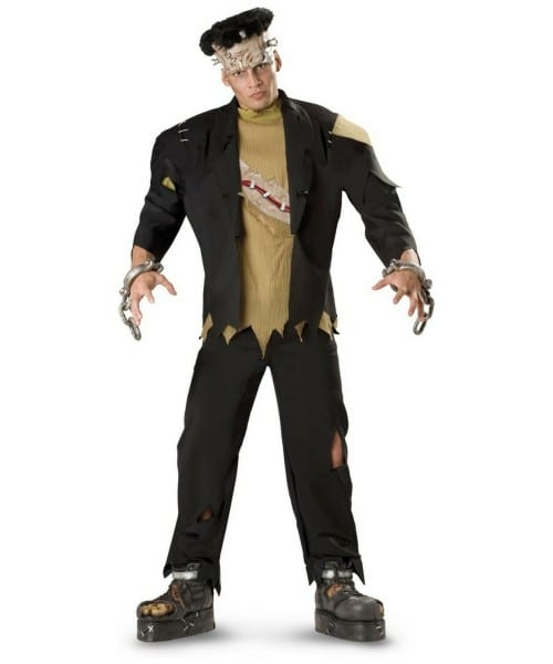 Frankenstein Adult Costume Men Frankenstein Costumes