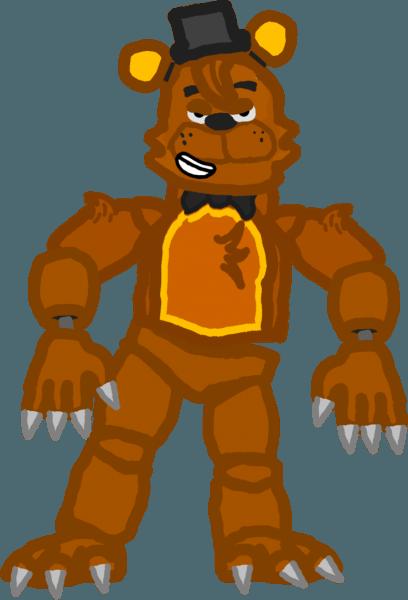 Freddy Fazbear's Halloween Costume By Epickc01gamer On Deviantart