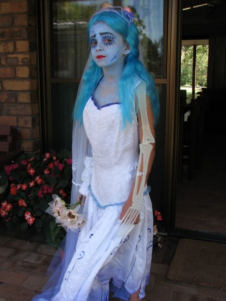 Corpse Bride Costume (with Pictures)