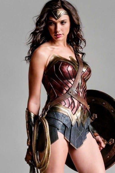 Wonderwoman  Gal Gadot Recalls Trying On Costume For The First