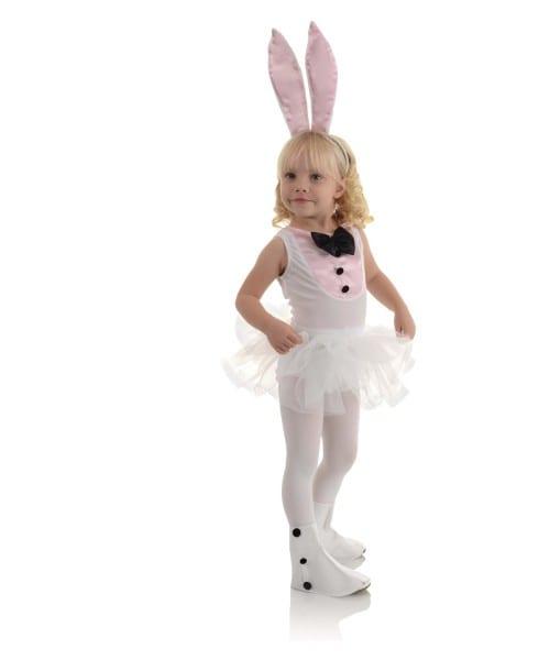 Bunny Ballerina Girl Costume