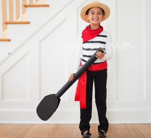 Easy Diy Costumes For Kids  Travel Inspired Costumes