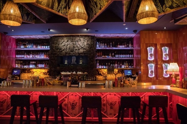10 Cool Things To Know About The Grass Skirt Tiki Bar