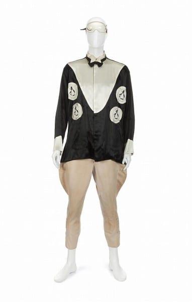 Burgess Meredith Penguin Jockey Costume From Batman