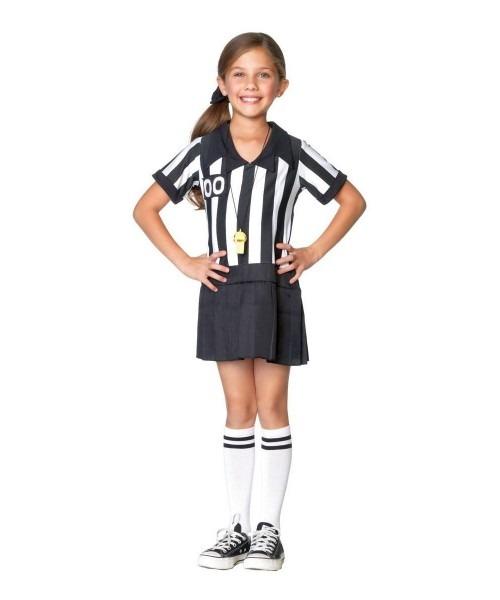 Referee Half Pint Kids Costume