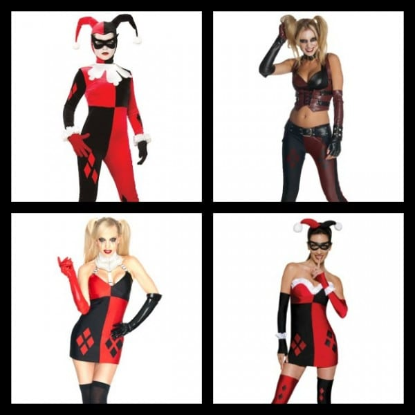 Harley Quinn Costume Pattern Diy Fashion
