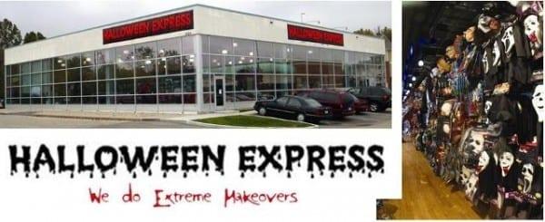 Halloween Express Vt