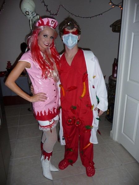 Dr Pepper Halloween Costume  Mens Dr Pepper Larry Culpepper