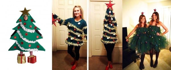 Homemade Christmas Costume Ideas