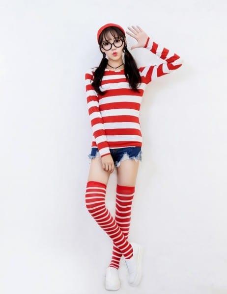 Aliexpress Com   Buy Teen Ladies And Men Cutie Wally Waldo Adult
