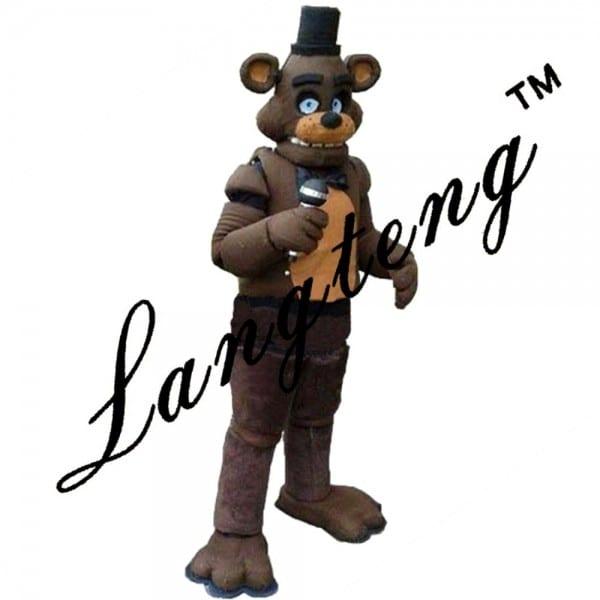 Five Nights At Freddy's Fnaf Toy Creepy Freddy Fazbear Mascot