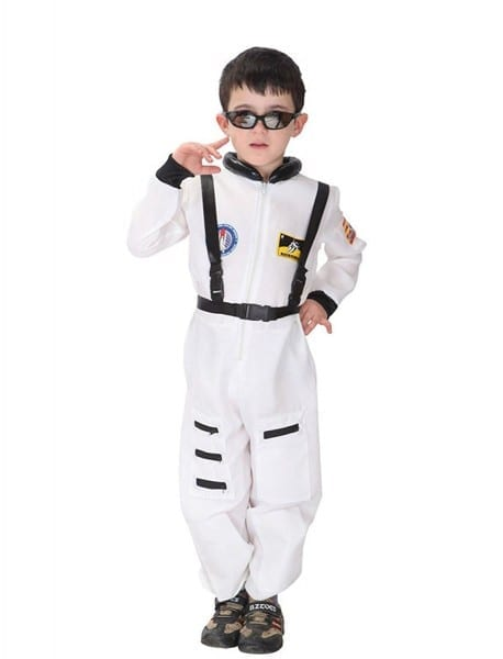 Buy Babypreg Kids Nasa Astronaut Costume Space Suit Halloween