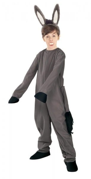 Buy Shrek Romper And Headpiece Donkey Costume In Cheap Price On