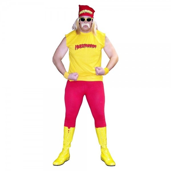 The Bundy 5  Hulk Hogan Halloween Costumes