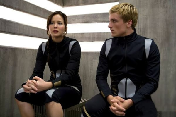 Catching Fire Training Outfit