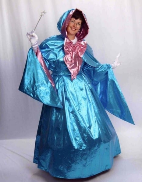 Adult Size Cinderella's Fairy Godmother Costume