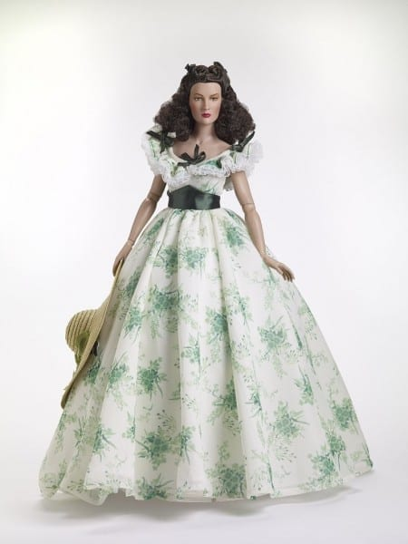 Tonner Scarlett O'hara Doll In Bbq Dress