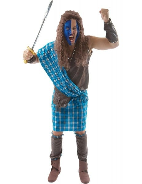 Och Naw The Noo  Seven Horrific 'scottish' Halloween Outfits
