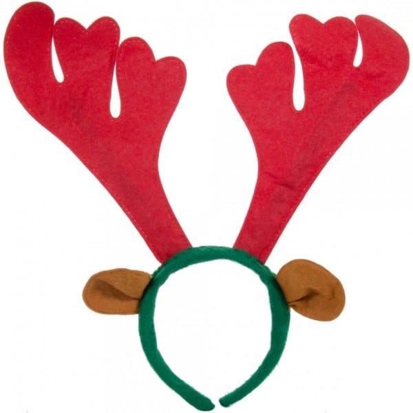 Christmas Reindeer Antlers Headband [26690rgaj]