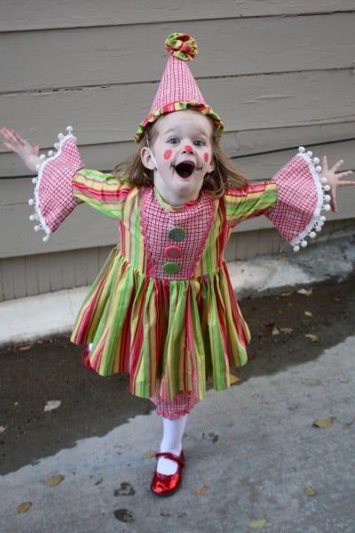 At Second Street  Halloween Attire