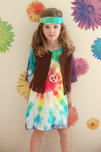 Eat+sleep+make  Kid's Hippie Costume Tutorial