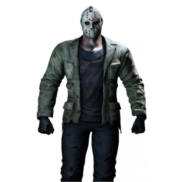 Jason Voorhees Mortal Kombat X Jacket