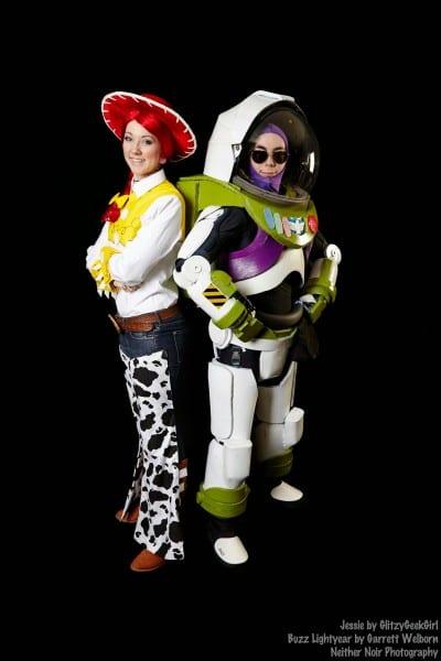 Omglitzy  Tutorial  Jessie From Toy Story Cosplay