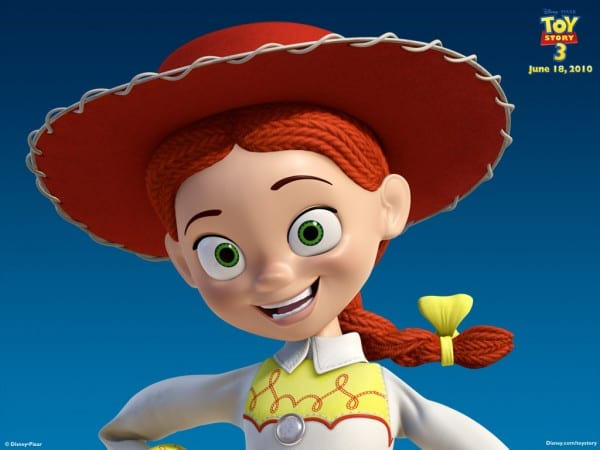 Jessie (toy Story) Images Jessie Wp Hd Wallpaper And Background