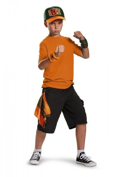 John Cena Costume Boys Kit