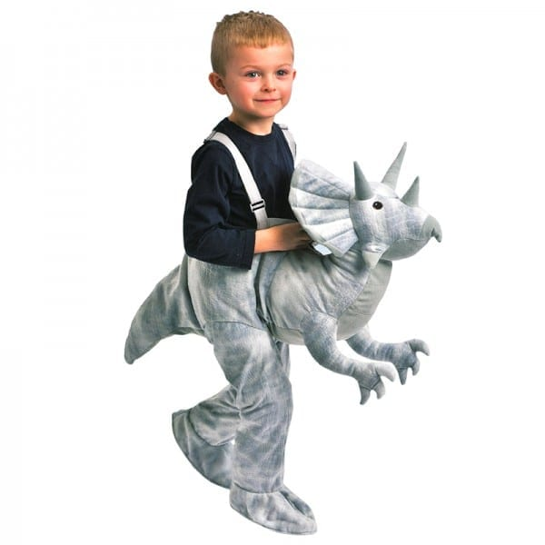 Kids Dress Up Riding Costumes Dinosaur Horse Unicorn Ages 3