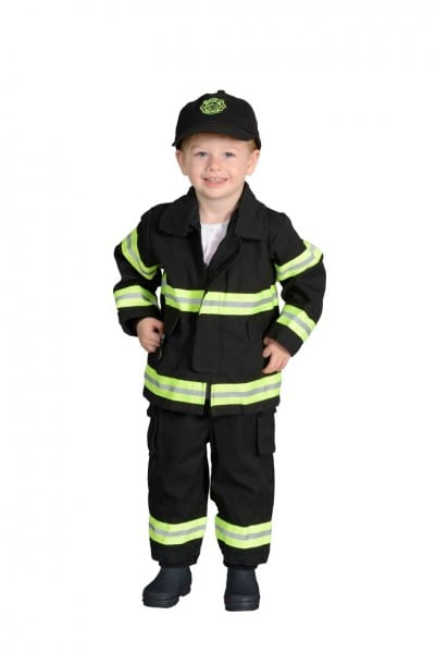 Real Firefighter Costume For Kids
