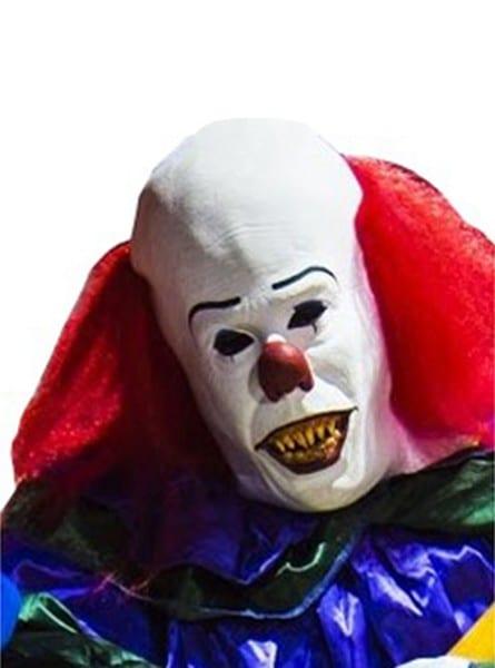 Killer Clown Uncle Mask  The Coolest
