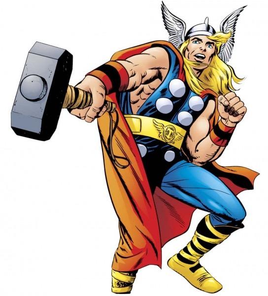Shazamaholic!  Movie Review  Thor