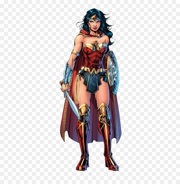 Diana Prince Batman Superman Dc Rebirth Costume