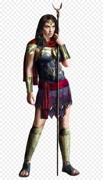 Hippolyta Wonder Woman Costume Armour Female
