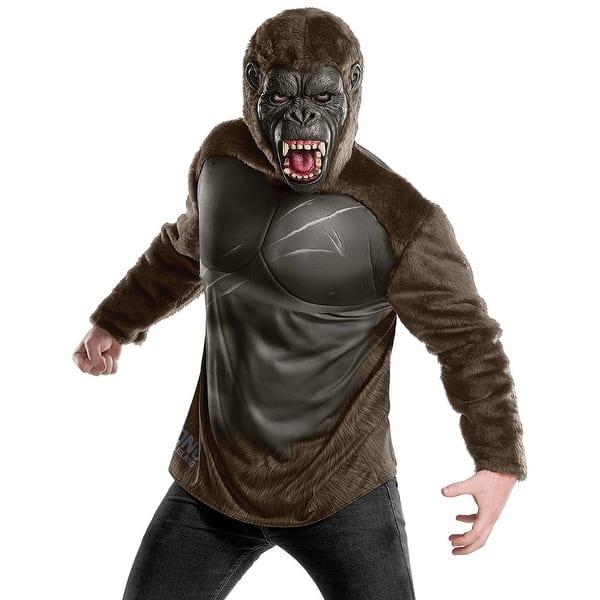 Kong Skull Island King Kong Deluxe Costume Adult